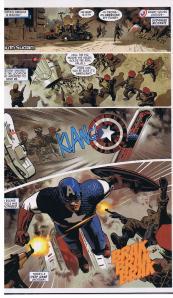 comic war scene